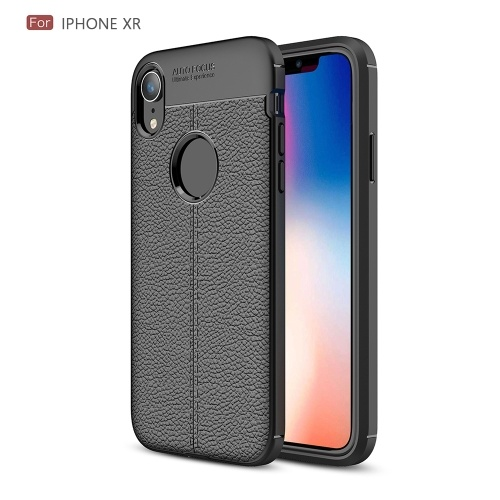 Обложка для iPhone XR Phone Case Защитная оболочка Slim Soft Прочный Anti-scratch Anti-fingerprint Anti-sweat Shock-resistance Phone Shell