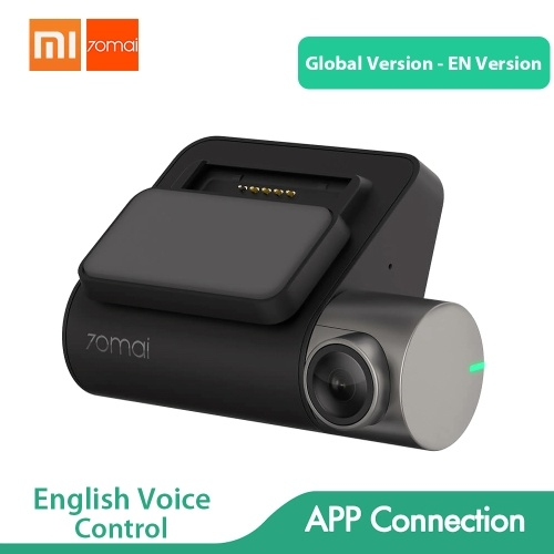 Global Version Xiaomi 70MAI Pro Smart Dash Cam