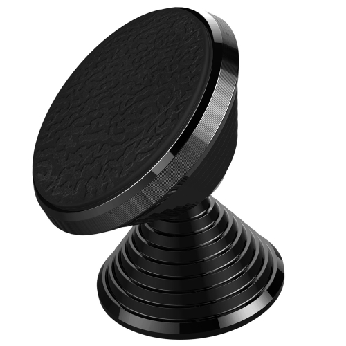 Dumbbell Magnetic Car Mount Phone Holder Liga de alumínio Stand de telefone magnético para iPhone X Samsung S8 Nota 8 iOS / Android Smartphone