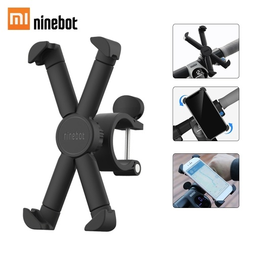 Xiaomi mijia segway ninebot suporte de telefone scooter
