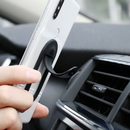 Xiaomi Bcase Supporto per telefono in silicone Supporto per auto Supporto per telefono cellulare Supporto stabile antiscivolo per Xiaomi Samsung Huawei iPhone