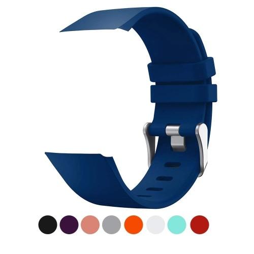 SDGJ-009時計バンドFitbitストラップシリコンリストストラップの交換リストバンドのFitbit Versaフィットネススマートウォッチの交換