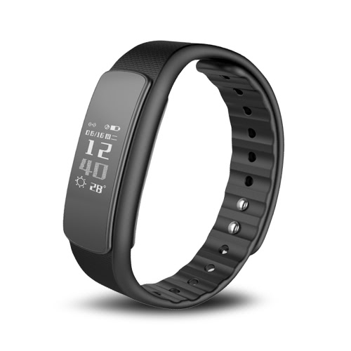 iwownfit i6 HR frequenza cardiaca di Bluetooth Smart Sport Watch Wristband 0.96