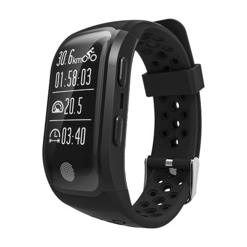 S908 GPS IP68 Wasserdichte Fitness Tracker Smart Band Uhr