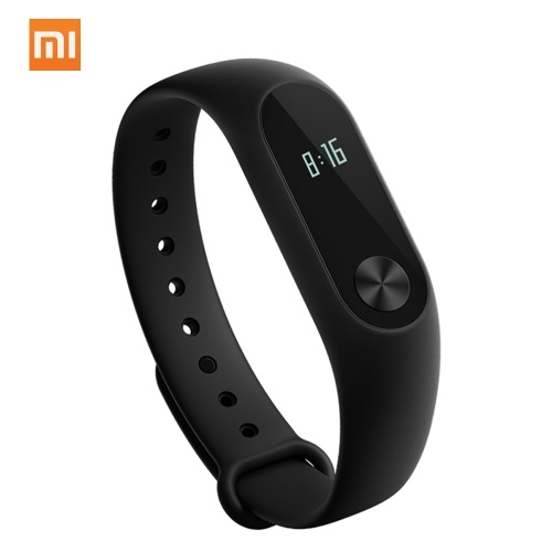 $8.35 OFF Global Version Xiaomi Mi Band 2 Smart Sports Bracelet,free shipping $21.59(Code:MPB0078)