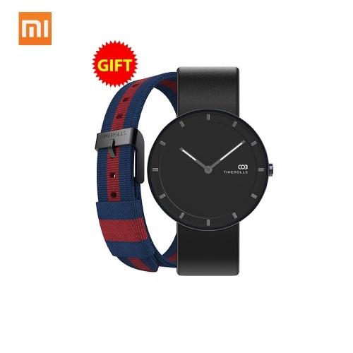 Relógio Original Xiaomi Youpin TIMEROLLS-COB
