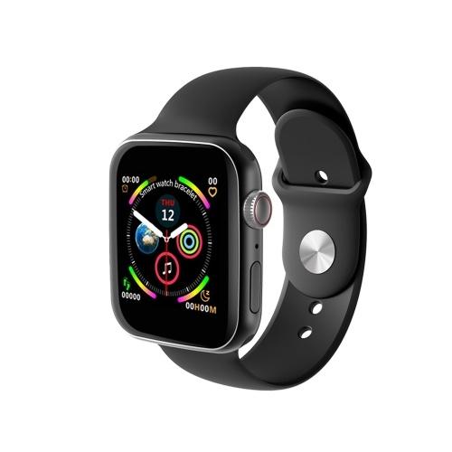LD5 Smart Armband Sport Fitness Tracker Uhr BT HD Anruf Herzfrequenz Schlaf Armband für Android iOS mit mehrsprachiger Sprache erinnern