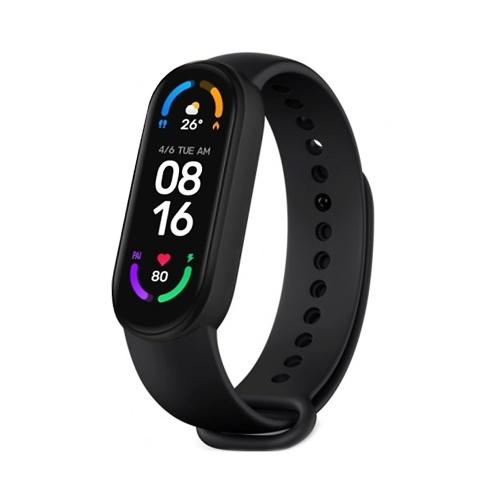 Global Version Xiaomi MI Band 6 Smartwatch 1.56-inch AMOLED BT5.0 Fitness Tracker