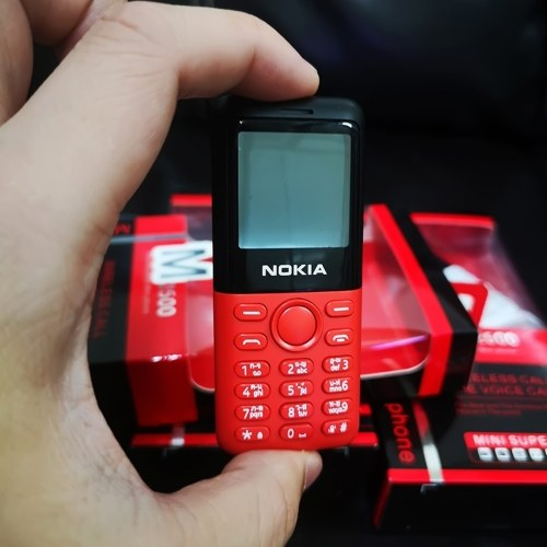NOKIA M2500 New Pocket Mini Feature BT Phone