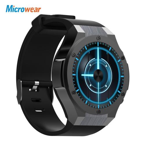 Microwear H2 Smart Watch Phone 1GB RAM ROM 16GB