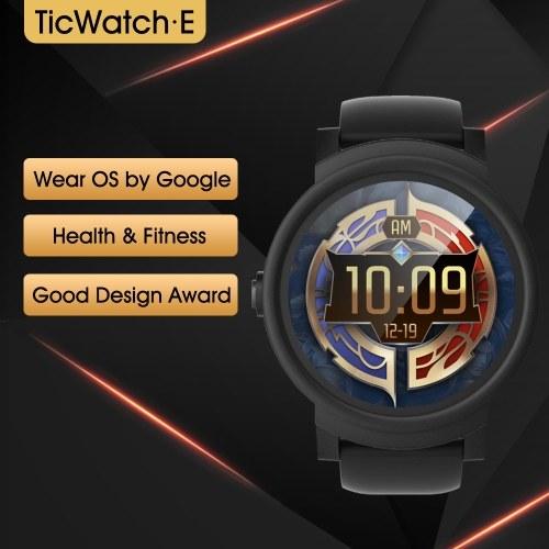 Xiaomi Global Version Ticwatch E Express Smart Watch