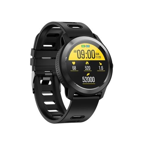 SENBONO S08Plus Smart Sports Watch 1.3 polegadas IP68 impermeável masculino masculino pulseira inteligente