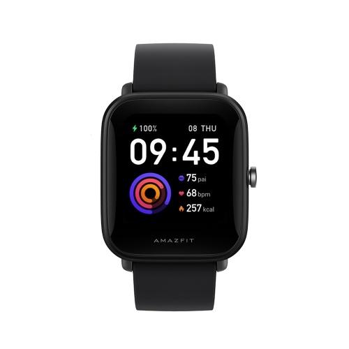 Global Amazfit Bip U Smartwatch 1.43-inch Full Color TFT Screen Fitness Tracker