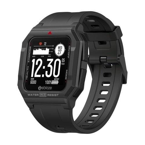 Умные часы в стиле ретро Zeblaze Ares с 1,3-дюймовым экраном и IPS-экраном