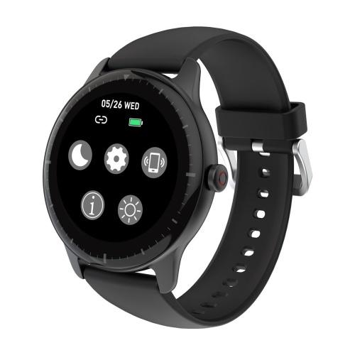 Умные спортивные часы DOOGEE CR1 с 1,28-дюймовым экраном и IPS-экраном