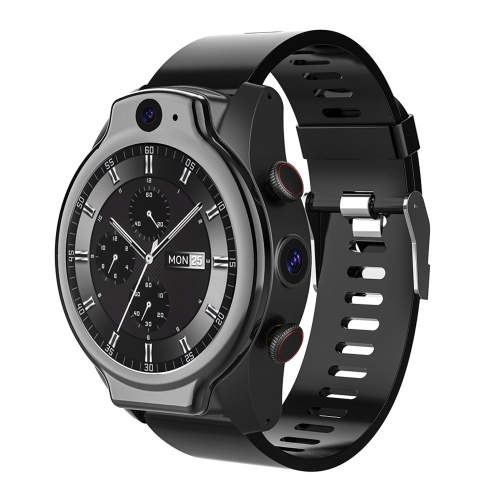 Rogbid Brave Pro 1.69-Inch IPS Screen 4G Smart Watch(SIM Card)4GB RAM+64GB ROM