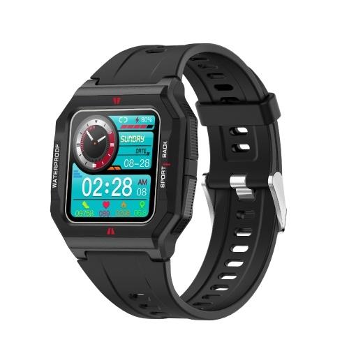 SENBONO FT10 1.3-Inch IPS Screen BT Smart Watch
