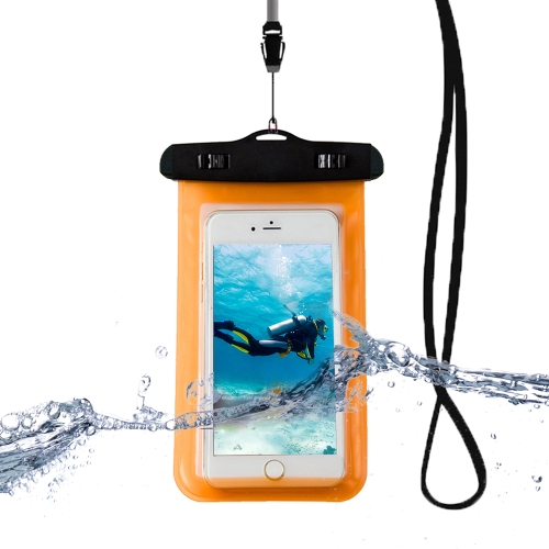 Universal Waterprooof Smart Phone Bag Sacos secos para celular para todos os telefones
