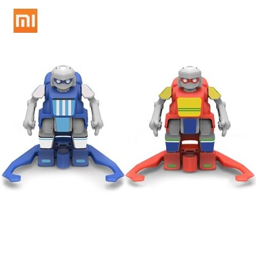 Xiaomi simi futebol robô dois brinquedos de jogo de futebol inteligente lidar com controle sem fio para meninos família