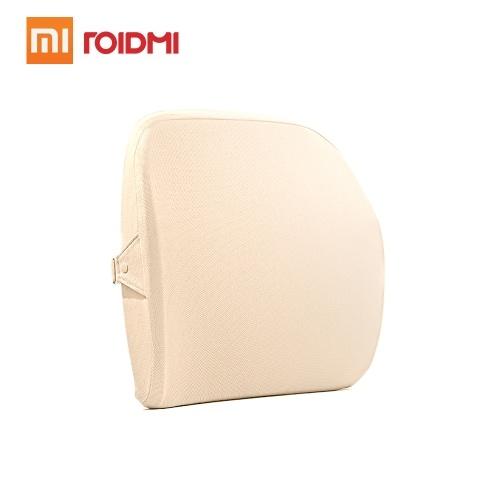 Originale Xiaomi Mijia Roidmi R1 Voiture Appui-tête Oreiller Lumba Coussin 60D Sens de la mémoire Coton Xiaomi Smart Home Kit Bureau & Voiture