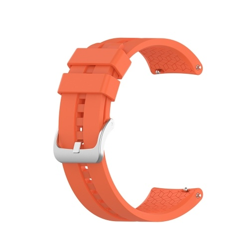 20mm Silicone Watch Strap Band Watchband фото
