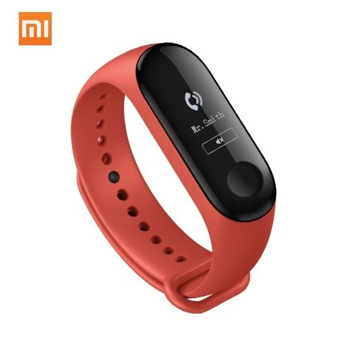 Умный спортивный браслет Xiaomi Mi Band 3