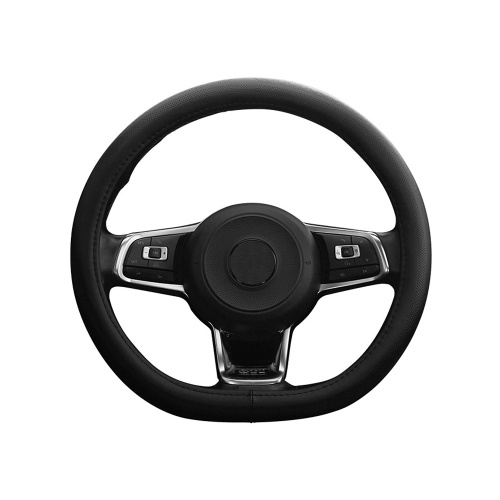 Xiaomi Maiwei funda para volante de coche de cuero genuino antideslizante funda para volante de coche antideslizante Universal repujado de cuero estilo de coche