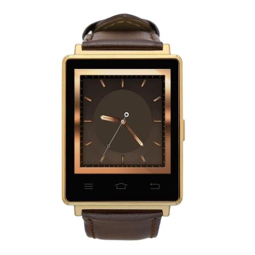 NO.1 D6 Heart Rate Smart Watch 3G WCDMA 2G GSM 1.63