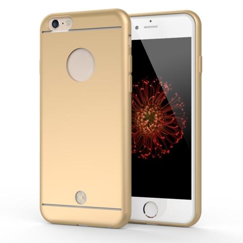 MOOKE Luxuoso Ultra-Fino Simples Elegante TPU Super Flexível Concha Caso Capa Traseira para iPhone 6 6S 4,7