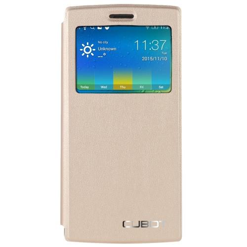 Original tampa Flip elegante Shell PU couro protetora livro caso Flip com cobertura de telefone celular de carrinho para estrela S600