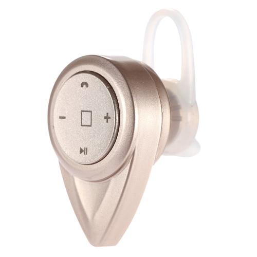 E1 Wireless esportes BT 4.0 fone de ouvido auricular mãos-livres Dual-conexão de fone de ouvido Headphone com Clip para iPhone 6 6S 6 Plus 6S Plus Samsung S6 S6 S7 S7 borda Nota 4 5 HTC Tablet de borda