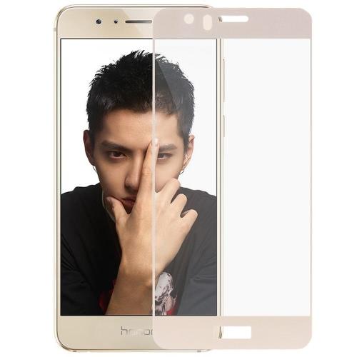Écran Icheckey Premium Protection Film 0.33mm réel en verre trempé garde Protecteur Anti-brisera pour Huawei Honor 8 Smartphone