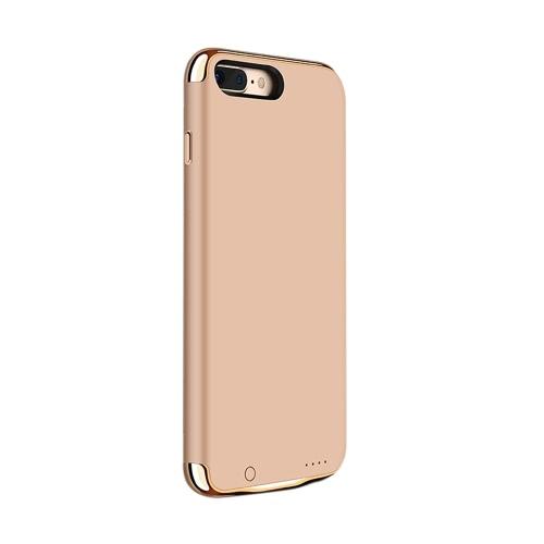 Novo portátil de carregamento Smart Wireless Ultra-fino de backup recarregável Power Bank Bateria Externa Voltar Clipe Case Capa 3500mAh para o iPhone 7 Plus