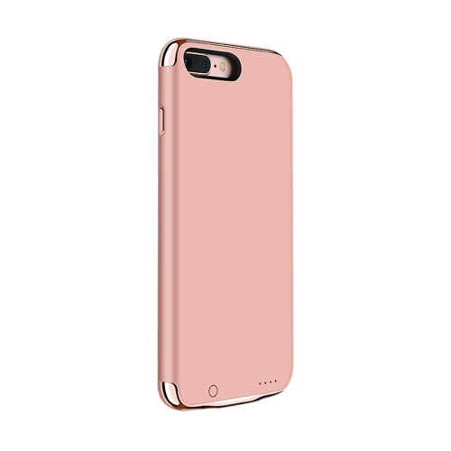 Novo portátil de carregamento Smart Wireless Ultra-fino de backup recarregável Power Bank Bateria Externa Voltar Clipe Case Capa 3500mAh para o iPhone 7 Plus