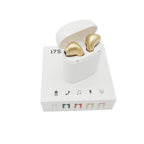 I7S TWS Mini Wireless BT Earphone Music Sport Headset In-ear Earbud Hands-free Earpiece