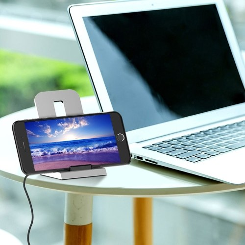 Caricabatterie wireless desktop standard Qi