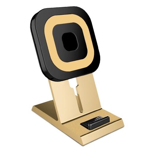 Qi Standard Desktop Wireless Charger
