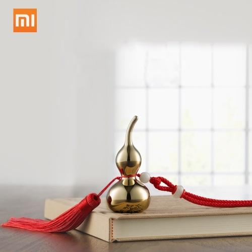 Xiaomi Mijia Boa Sorte De Cabaça De Cobre De Bronze Pingente de Carro Vida Sorte Acessórios Pequena Fortuna Negócio Dinheiro Enfeites Artesanato Decoração de Casa