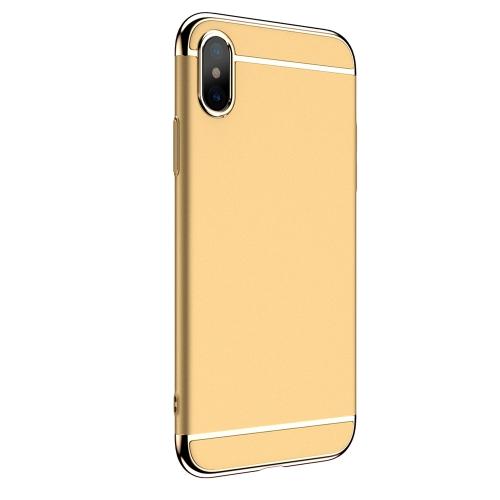 Caso de telefone FSHANG para iPhone X / 10 5.8 polegadas
