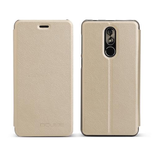 OCUBE Tampa do telefone para CUBOT R9 Soft PU Leather Phone Case Shell protetor Proteção total Dustproof Absorvente de choque