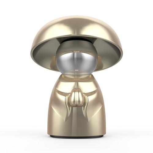 Little Monk Magnetic Car Mount Budismo Estilo Suporte de telefone Liga de alumínio Stand de telefone magnético para iPhone X Samsung S8 Nota 8 iOS / Android Smartphone