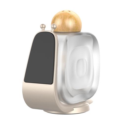 Держатель для держателя для парфюмерии для улитки с надписью для автомобильного телефона с алюминиевым сплавом Магнитная подставка для смартфона для планшетов для смартфонов