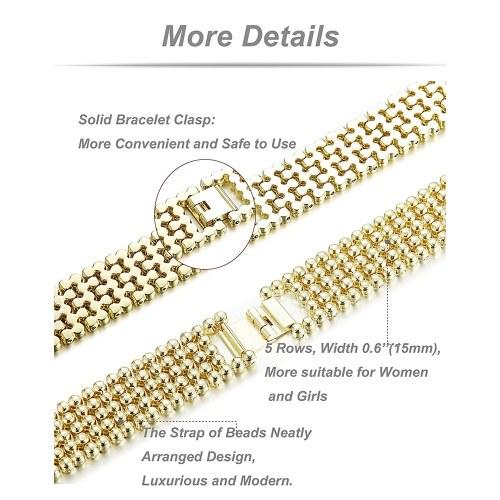 Высококачественный ремешок из цинкового сплава с ремешком для часов с модным наручным ремешком для Fitbit Charge 2