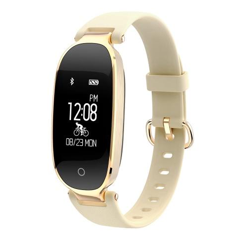 S3 Smart Band Monitor de frequência cardíaca impermeável Detecção automática do sono Remote Camera Recorder Sport recorder para iOS e Android
