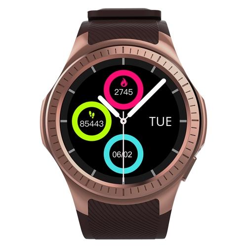 Microwear L1 Smartwatch 2G GSM Watch Phone Pressão sanguínea