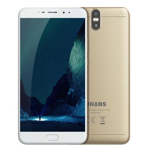 UHANS MAX 2 4G LTE Mobile Phone 6.44 Inch FHD 4GB RAM + ROM de 64GB
