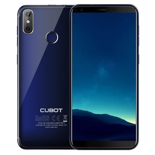 CUBOT R11 3G WCDMA Handy 2 GB + 16 GB UK Stecker (blau)