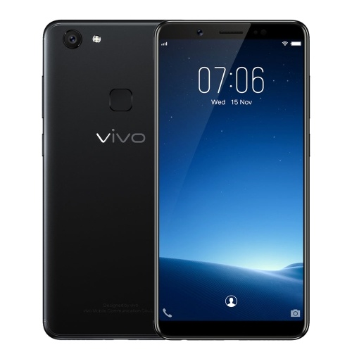 Vivo V7 4G Celular 4GB + 32GB UK Plug (Black)
