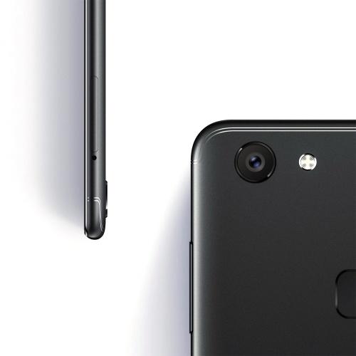 Vivo V7 4G Mobile Phone 4GB+32GB UK Plug (Black)