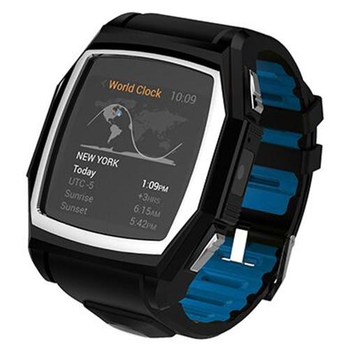 GT68 Smart Watch Phone 2G GSM MT6261C Bluetooth Ver 3.0+4.0 1.54